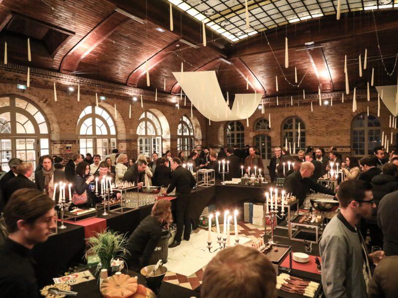 Soirée Collaborateurs de 200 personnes, Thématique Harry Potter