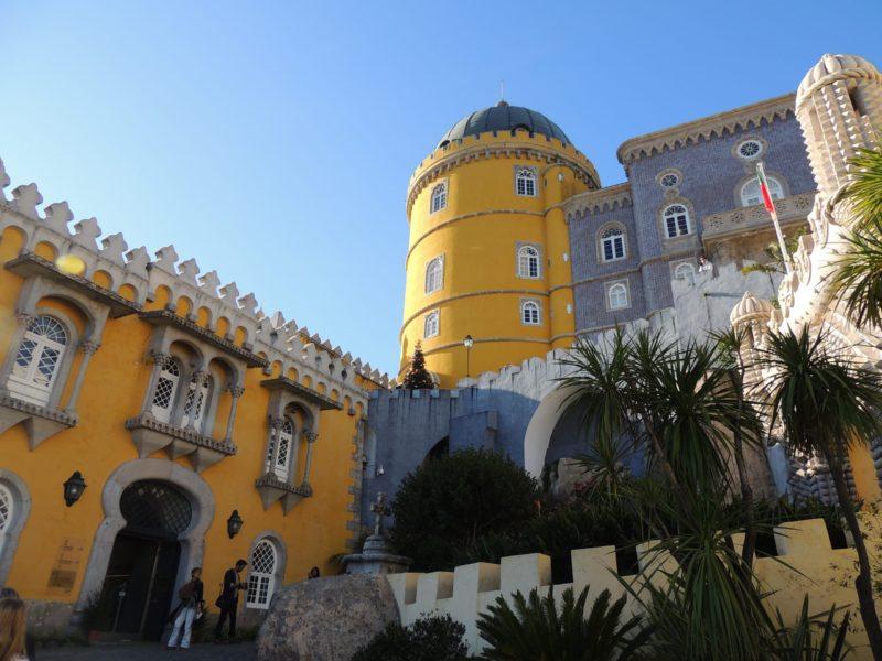 Séjour à l'étranger 20 personnes à Lisbonne