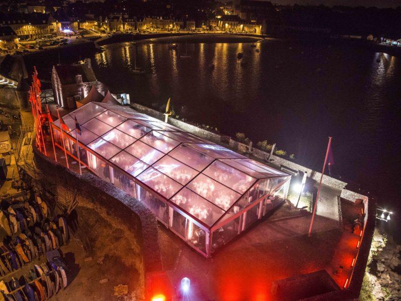 Anniversaire d'Entreprise 300 personnes, Solidor St Malo