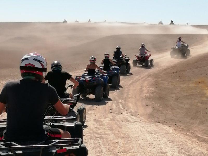 Randonnée Quad au Maroc, 30 personnes