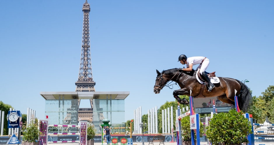 Longines Paris Eiffel Jumping 2020